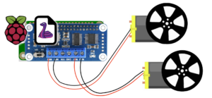 MakerSnack: Install and Test the WaveShare Motor Driver Hat